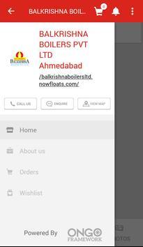 BALKRISHNA BOILERS PVT LTD screenshot 1