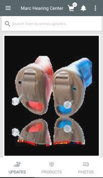 Marc Hearing Center apk screenshot