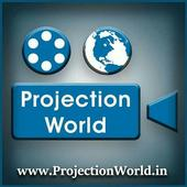 Projection World icon