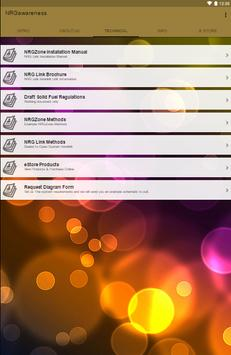 NRG Awareness apk screenshot