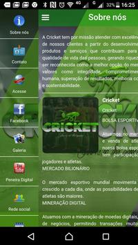 CRICKET 1 screenshot 1