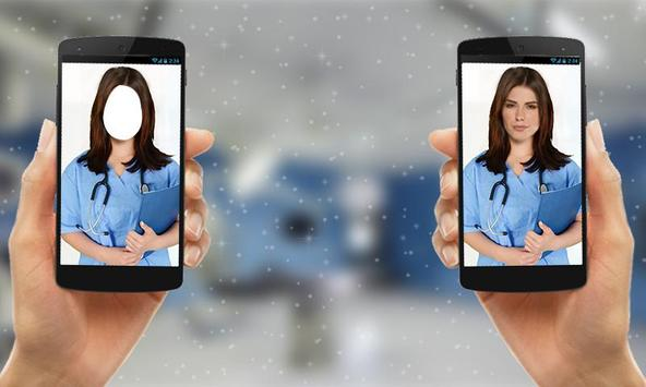 Nurse Photo Suit apk screenshot