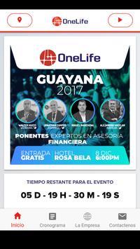 One Life Guayana 2017 screenshot 1