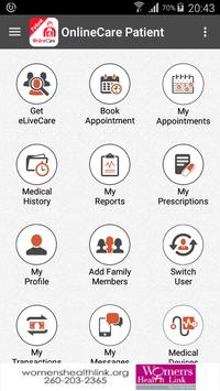 OnlineCare poster