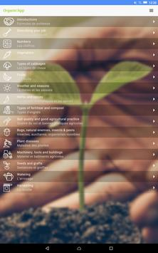 Organic'App screenshot 1