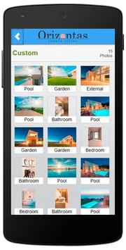 Orizontas Villas apk screenshot
