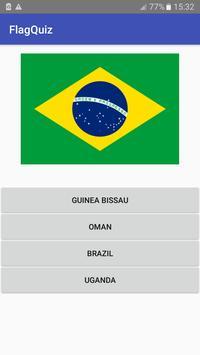 Flags of the World Quiz screenshot 1