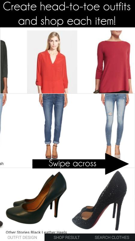 OUTFIT Maker: Style + Shop For Android