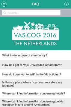 VASCOG 2016 apk screenshot