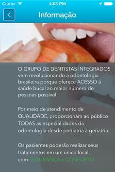 Dentistas Integrados screenshot 1