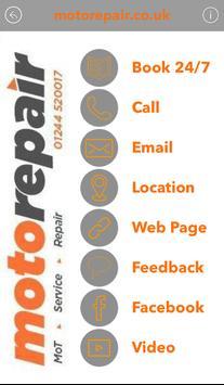 motorepair.co.uk poster