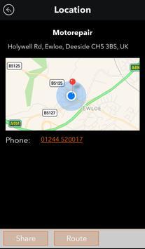 motorepair.co.uk screenshot 2