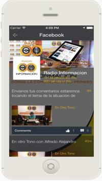 Radio Informacion Atlanta apk screenshot