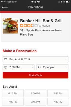 The Bunker Hill Bar & Grill screenshot 2