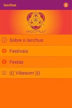 Iacchus apk screenshot