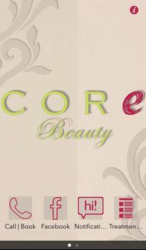 Core Beauty poster