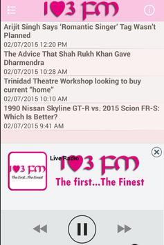 103FM screenshot 2