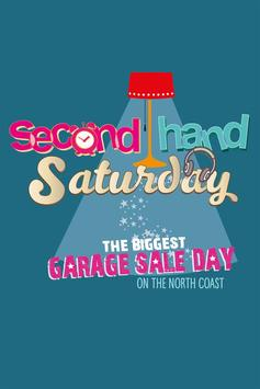 Second Hand Saturday poster