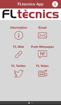 FLtecnics App poster