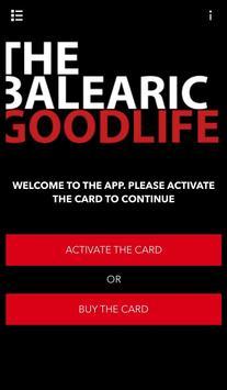 The Balearic Goodlife poster