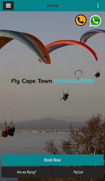 Fly Cape Town poster
