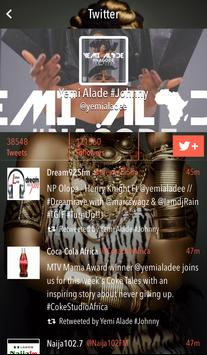 Yemi Alade apk screenshot