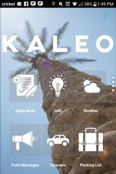 Kaleo Gulf Shores apk screenshot