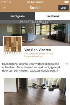 Vloertips van Van Son screenshot 3