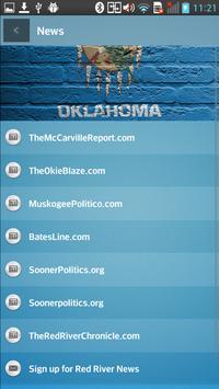 Oklahoma Politics Central apk screenshot