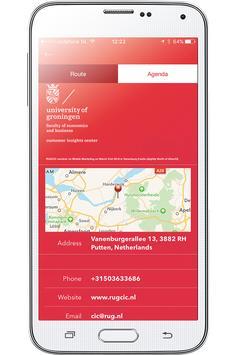 RUGCIC Groningen University apk screenshot