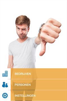 Dutch Blacklist poster