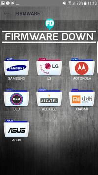 FIRMWARE DOWN screenshot 1