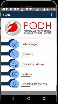 Podh apk screenshot