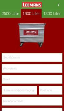 Leemans Afval & Reiniging screenshot 2