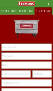Leemans Afval & Reiniging screenshot 3