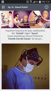 Op. Dr. Güncel Öztürk poster