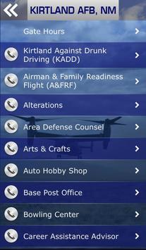 Kirtland Air Force Base screenshot 3