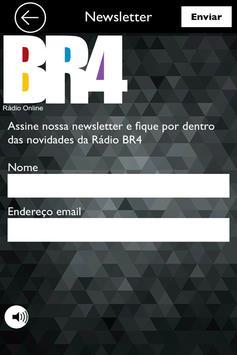 Rádio BR4 apk screenshot