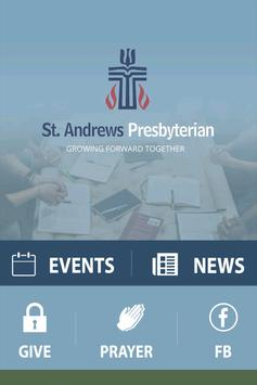 St Andrew's Presbyterian poster