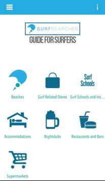 Surf Searcher poster