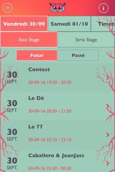 Nocturnes ULB 2016 apk screenshot