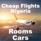 Cheap Flights Nigeria icon