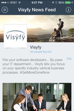 Visyfy poster