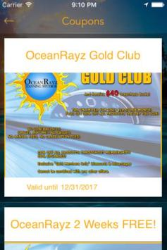 OceanRayz Tanning screenshot 1