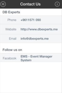 E.M.S. apk screenshot