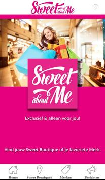 Sweet About Me poster