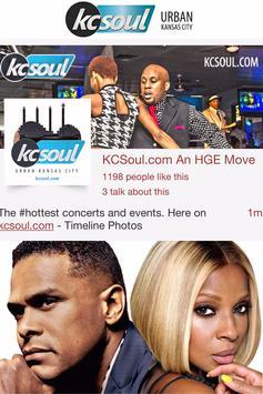 KC Soul poster