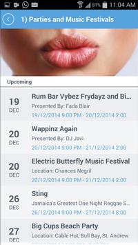 Events Jamaica poster
