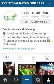Events Jamaica screenshot 1