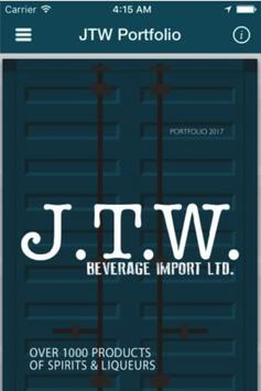 JTW ORDERING poster